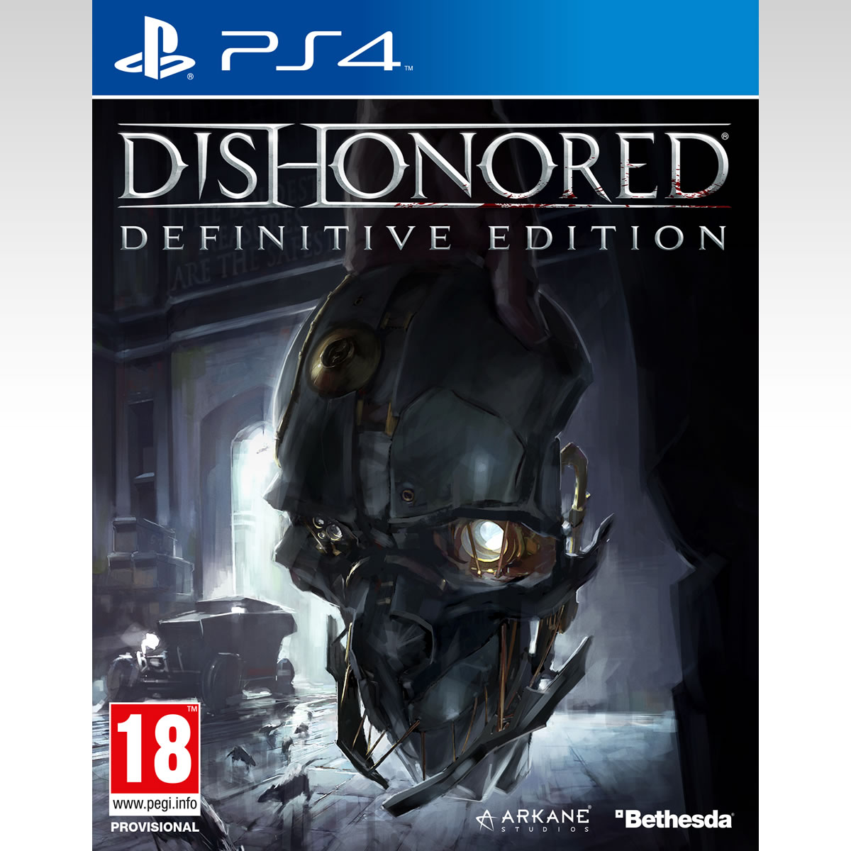 DISHONORED - DEFINITIVE EDITION (PS4)