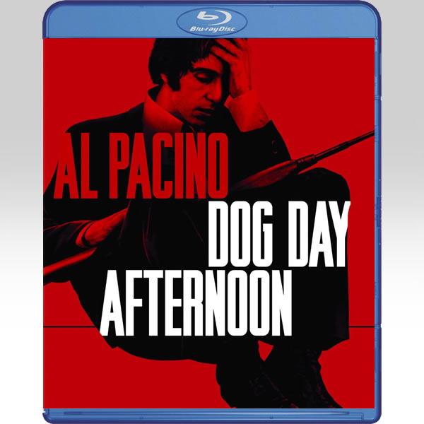 DOG DAY AFTERNOON - ΣΚΥΛΙΣΙΑ ΜΕΡΑ 40th Anniversary Edition (BLU-RAY)