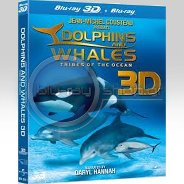 DOLPHINS & WHALES (BLU-RAY 3D & BLU-RAY 2D)