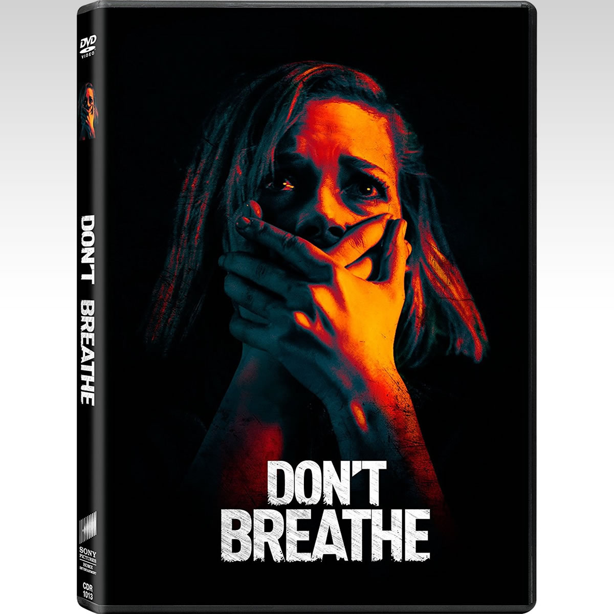 DON'T BREATHE (DVD)