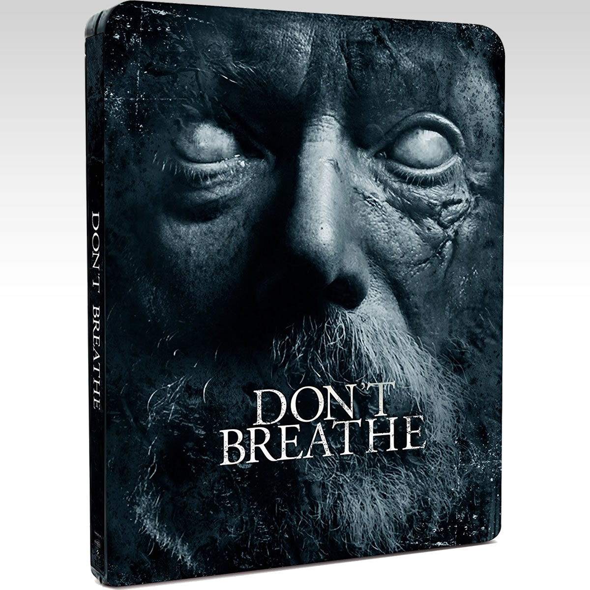 DON'T BREATHE Limited Edition Steelbook ΑΠΟΚΛΕΙΣΤΙΚΟ (BLU-RAY)