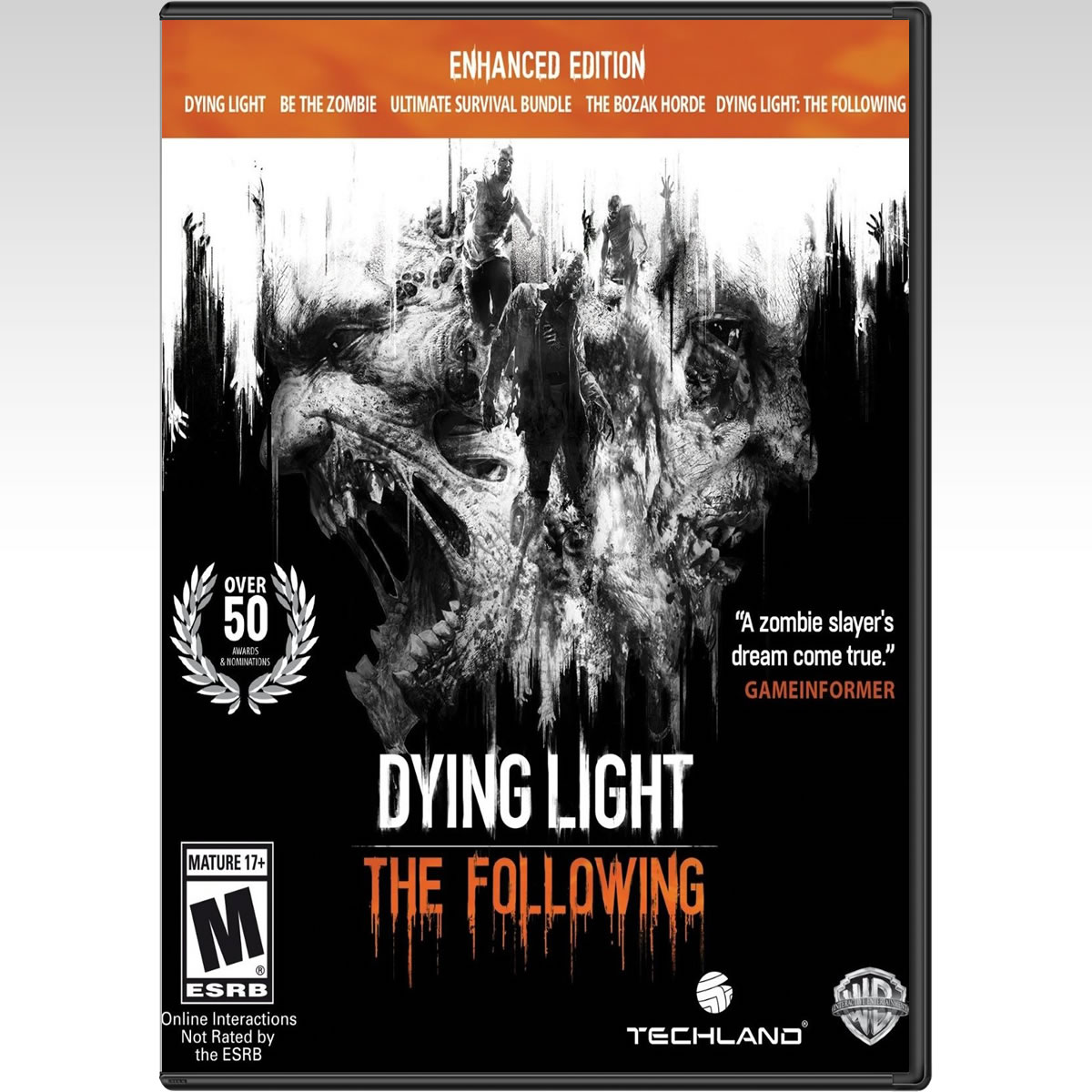 DYING LIGHT: THE FOLLOWING - Enhanced Edition (PC)