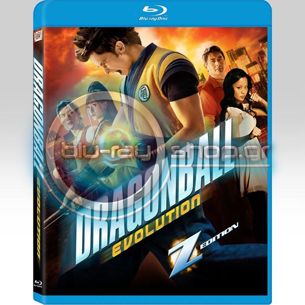 DRAGONBALL: EVOLUTION - DRAGONBALL: � ������� (BLU-RAY)