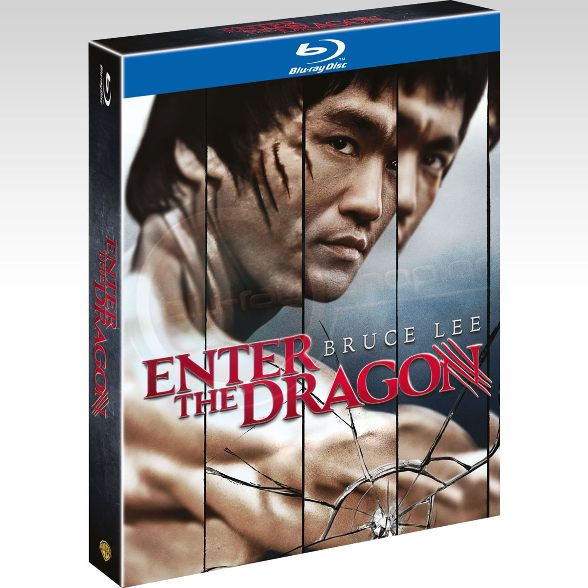 ENTER THE DRAGON 40th Anniversary Edition REMASTERED - � �������� ������� ��� ����� ����� 40th ��������� ������ REMASTERED [��������� �� ���������� ����������] (BLU-RAY)