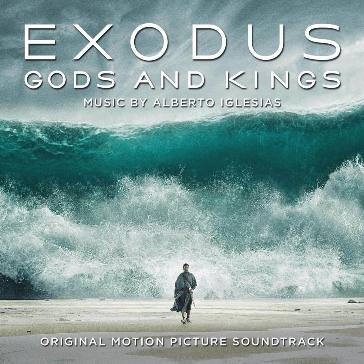 EXODUS: GODS AND KINGS - ORIGINAL MOTION PICTURE SOUNDTRACK (AUDIO CD)