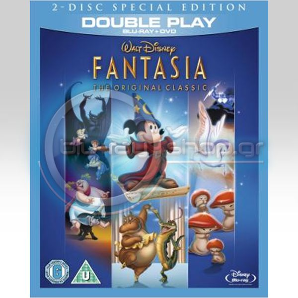 FANTASIA Special Edition - �������� ������ ������ (BLU-RAY + DVD) & ���������������