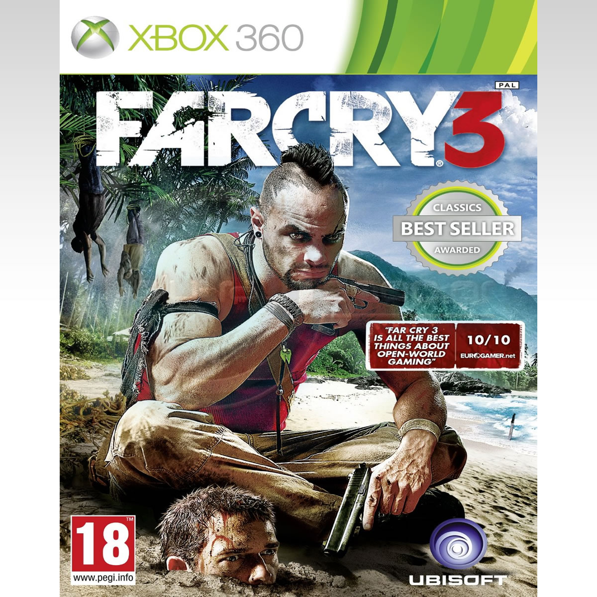 FAR CRY 3 - CLASSICS (XBOX 360)
