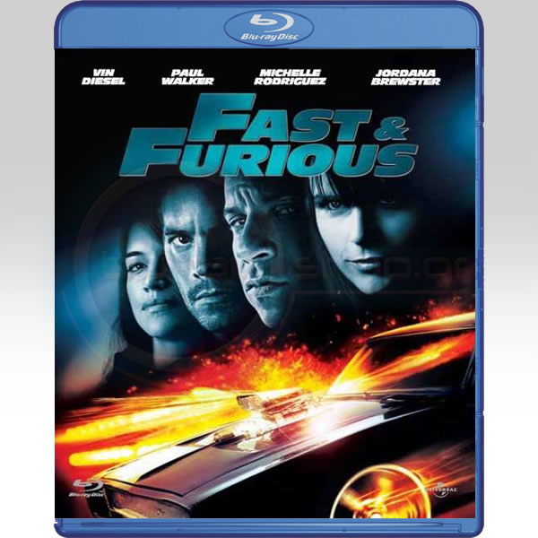 FAST & FURIOUS 4 - ΜΑΧΗΤΕΣ ΤΩΝ ΔΡΟΜΩΝ 4 (BLU-RAY)