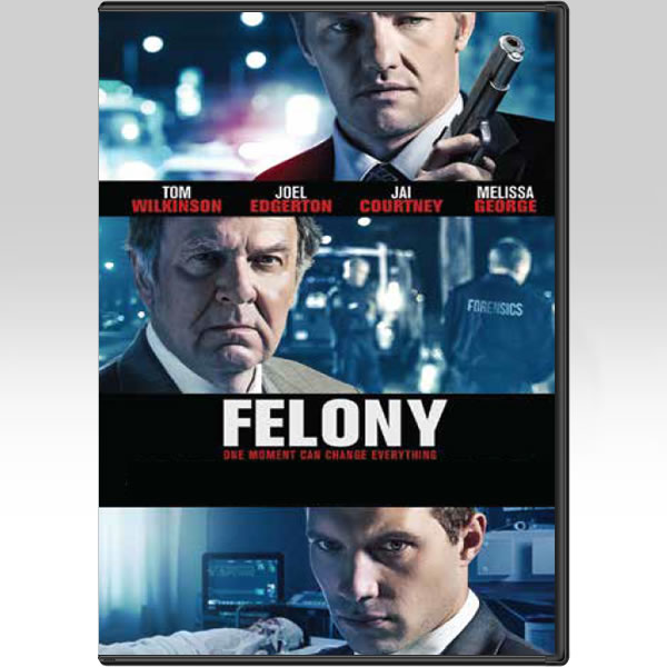 FELONY (DVD)