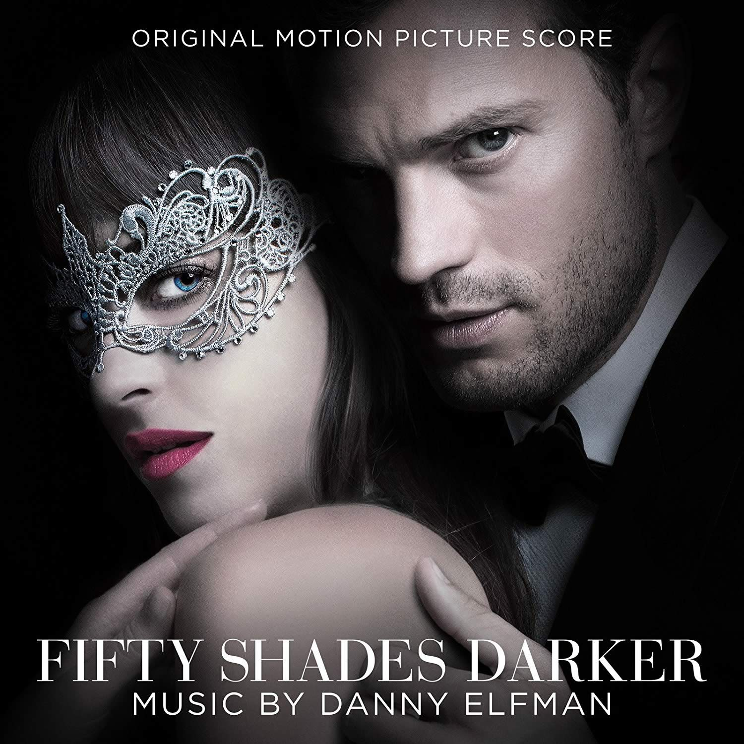 FIFTY SHADES DARKER - THE ORIGINAL MOTION PICTURE SCORE (AUDIO CD)