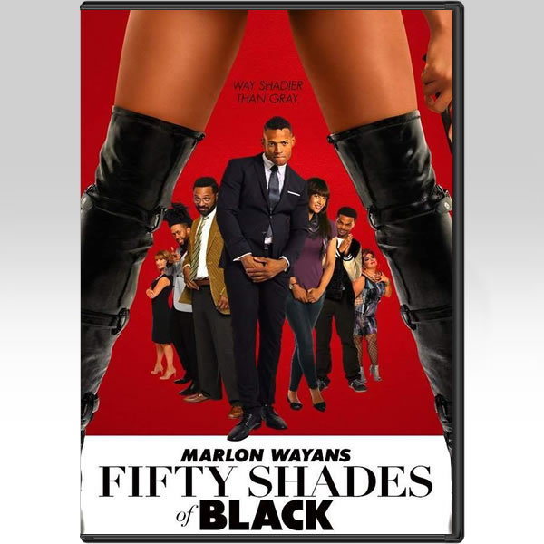 FIFTY SHADES OF BLACK - ������� ���������� ��� ������ (DVD)