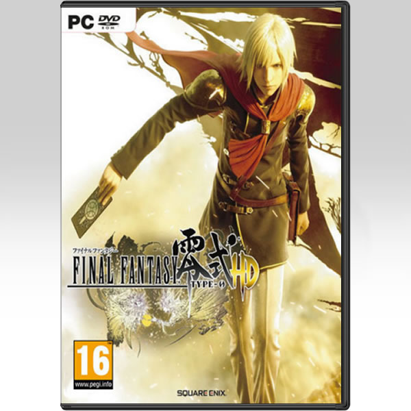 FINAL FANTASY TYPE 0 - HD (PC)