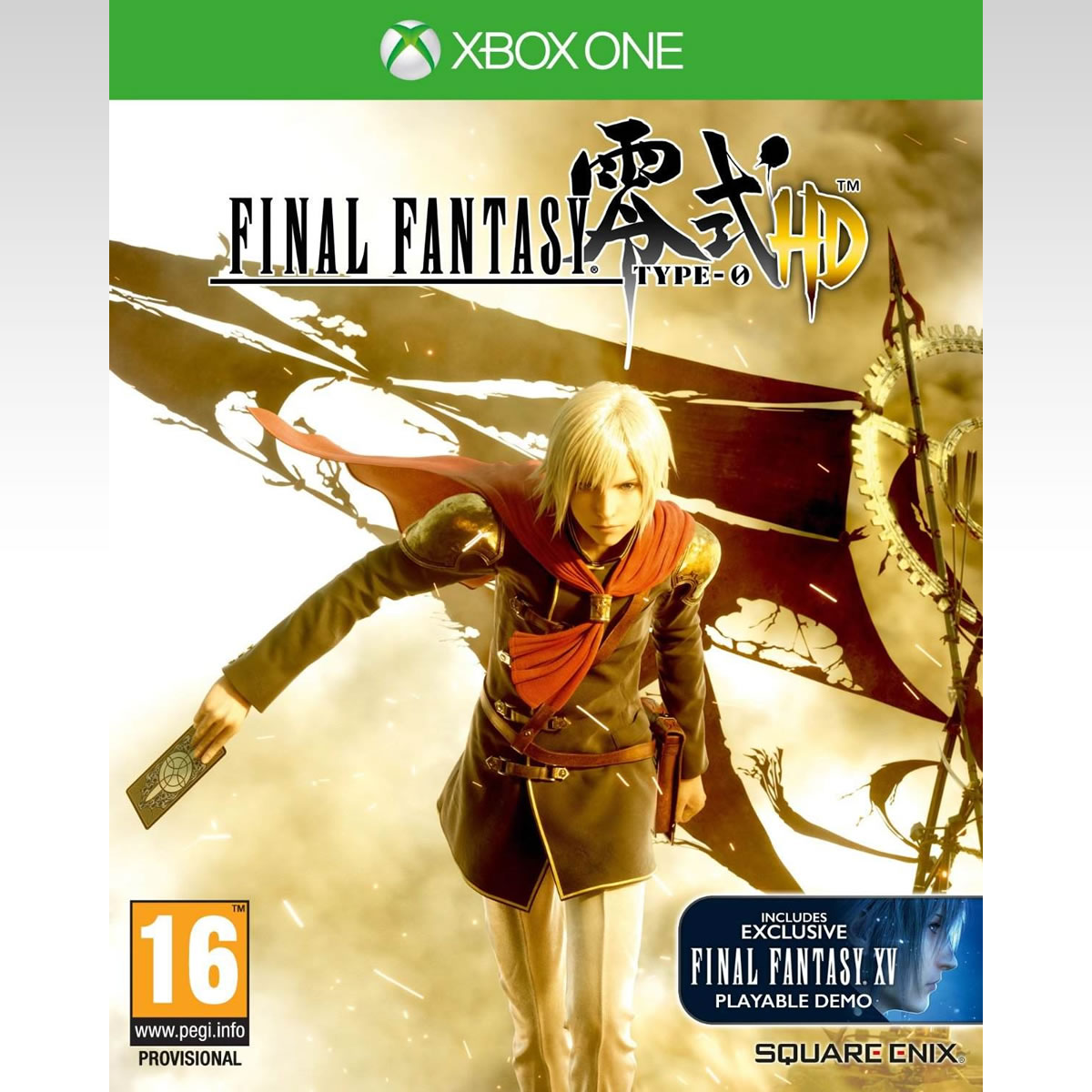 FINAL FANTASY TYPE 0 - HD (XBOX ONE)