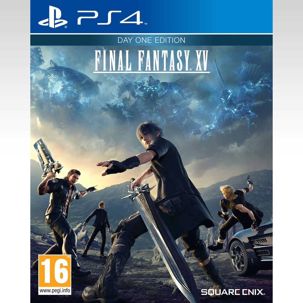 FINAL FANTASY XV - DAY ONE EDITION (PS4)