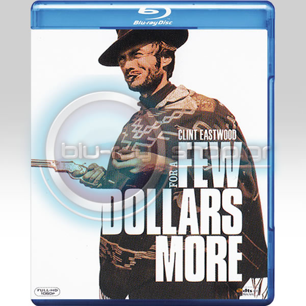 FOR A FEW DOLLARS MORE - ��������� ��� �� ���� (BLU-RAY)