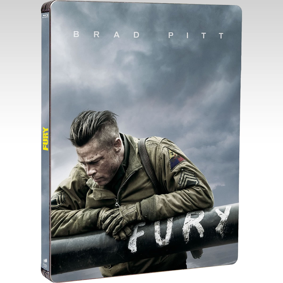 FURY [4K MASTERED] Limited Collector's Steelbook [��������� �� ���������� ����������] (BLU-RAY)