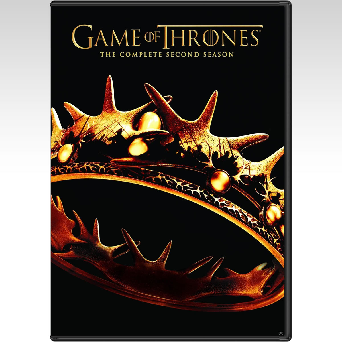 GAME OF THRONES: THE COMPLETE 2nd SEASON - �������� ��� ���������: 2� �������� [��������] (8 DVDs)