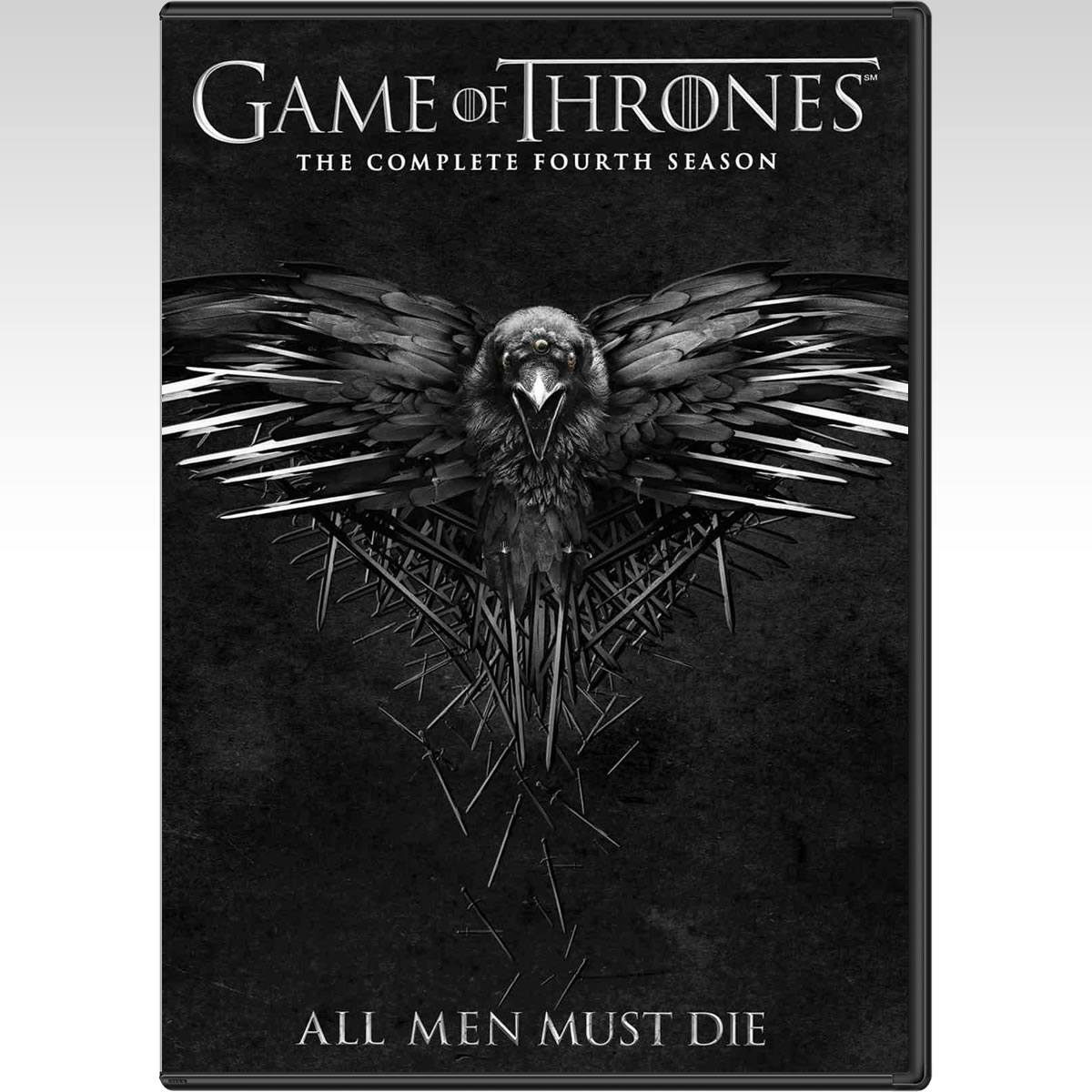 GAME OF THRONES: THE COMPLETE 4rd SEASON - �������� ��� ���������: 4� �������� [��������] (5 DVDs)
