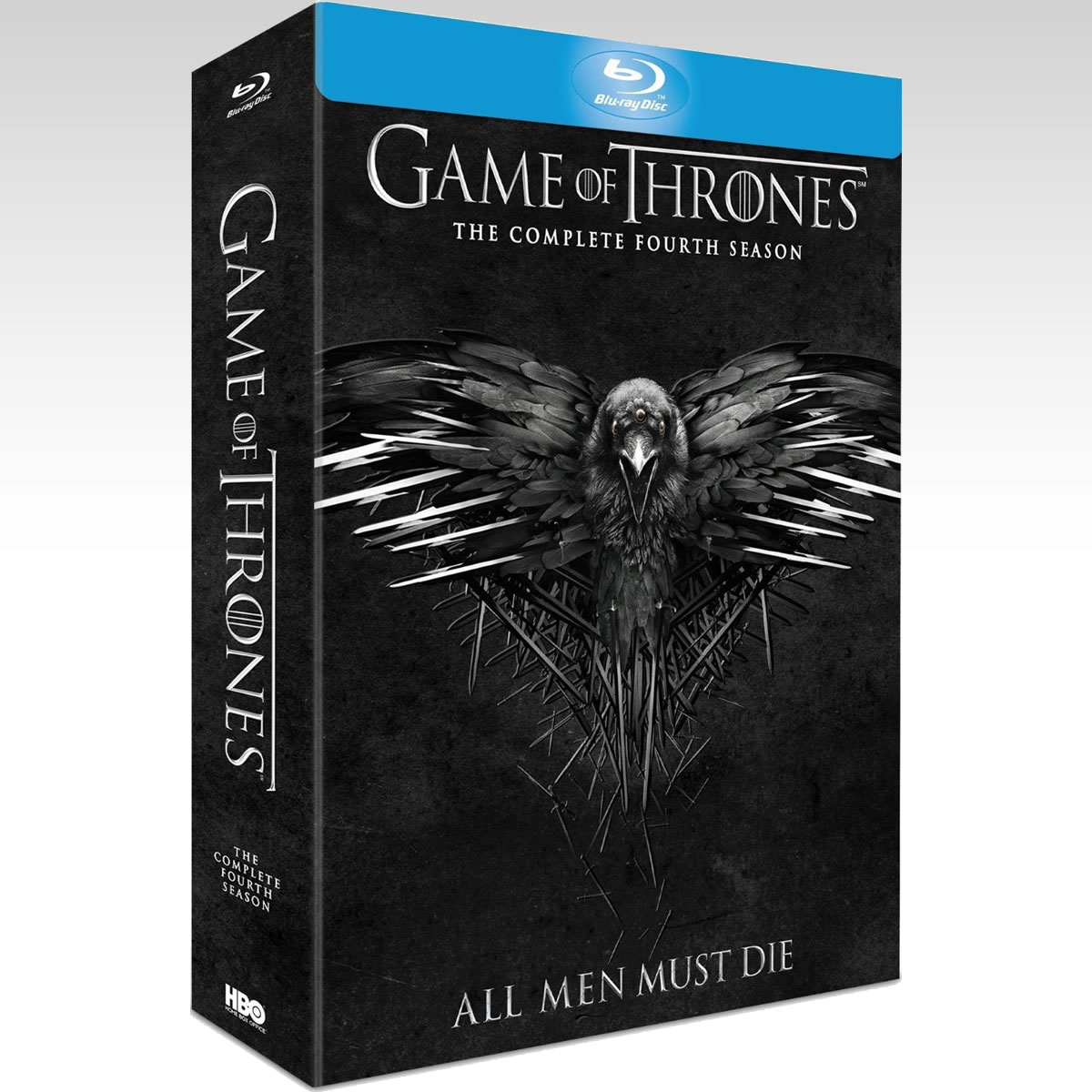 GAME OF THRONES: THE COMPLETE 4rd SEASON - �������� ��� ���������: 4� �������� [��������] (4 BLU-RAYs)