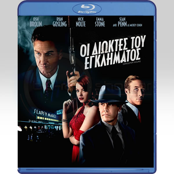 GANGSTER SQUAD - �� ������� ��� ���������� (BLU-RAY)