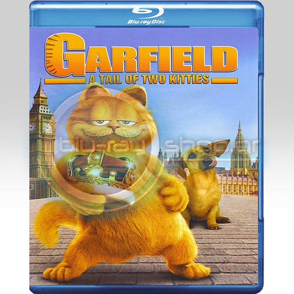 GARFIELD 2 (BLU-RAY) *��� ��������������*