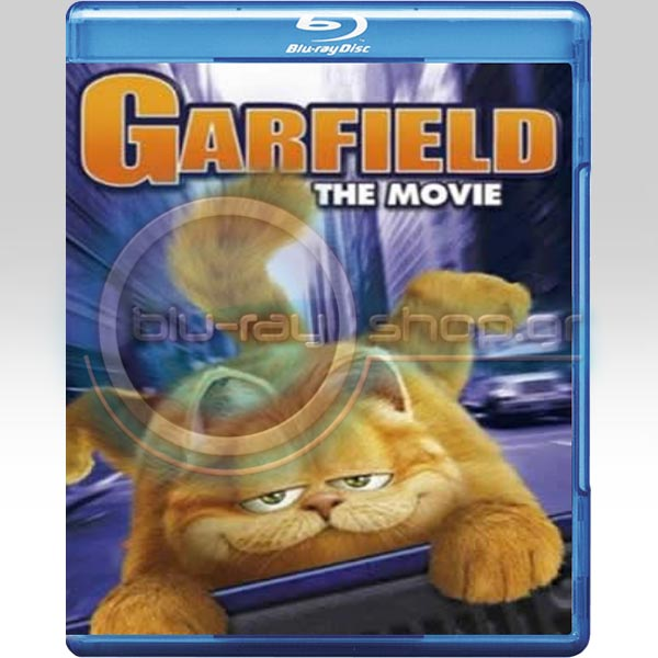 GARFIELD: THE MOVIE - GARFIELD: � ������ (BLU-RAY) *��� ��������������*