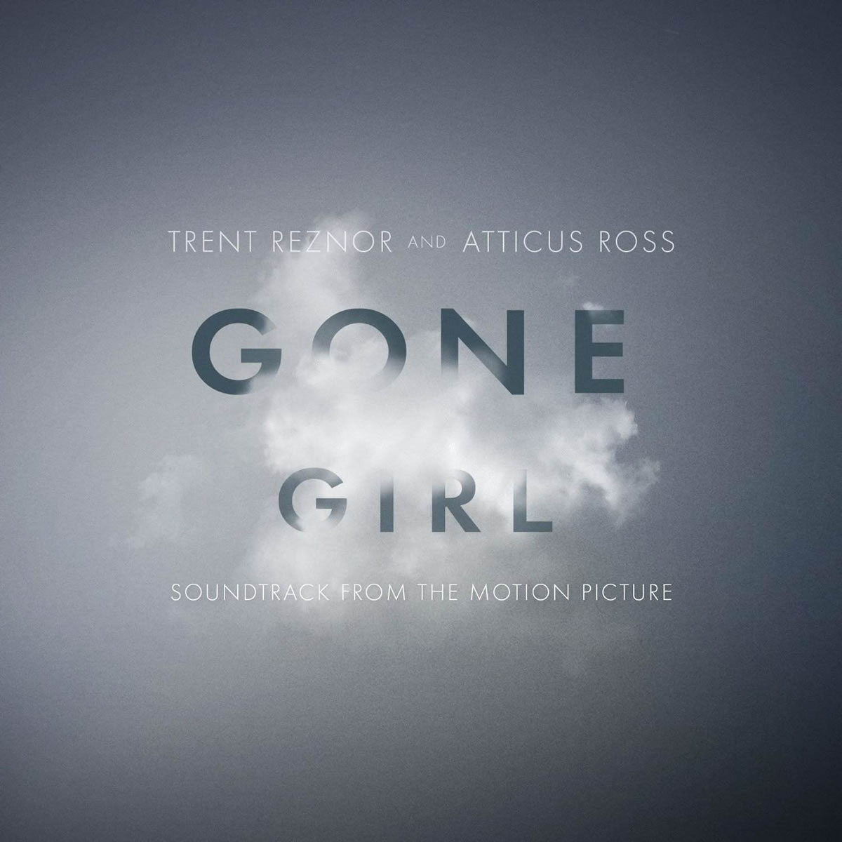GONE GIRL - ORIGINAL MOTION PICTURE SOUNDTRACK (2 AUDIO CD)