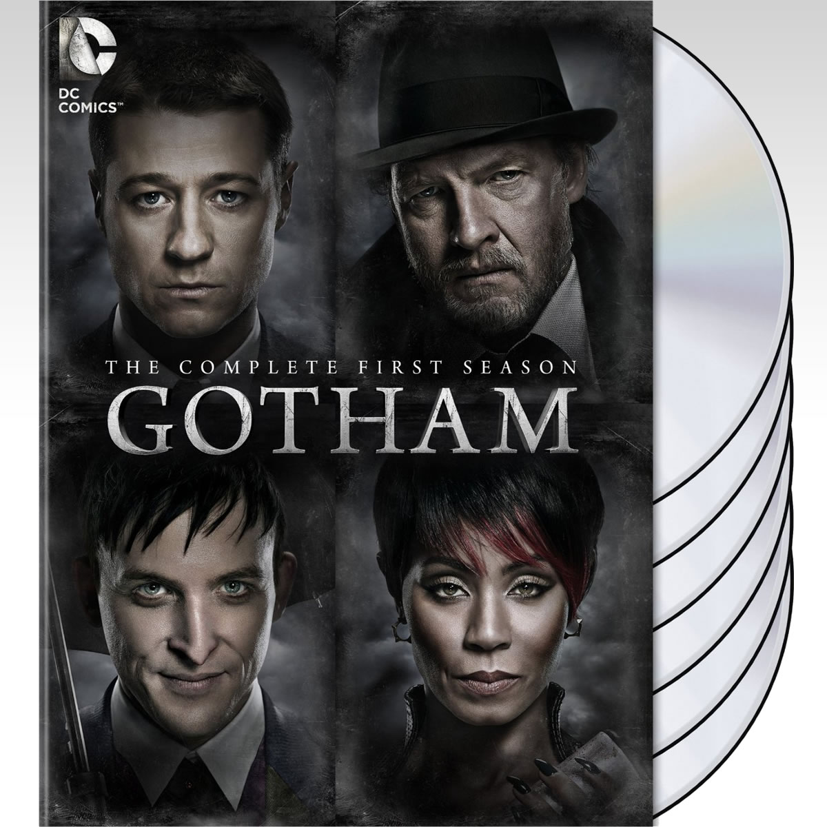 GOTHAM: THE COMPLETE 1st SEASON - GOTHAM: 1�� ������ (6 DVDs)