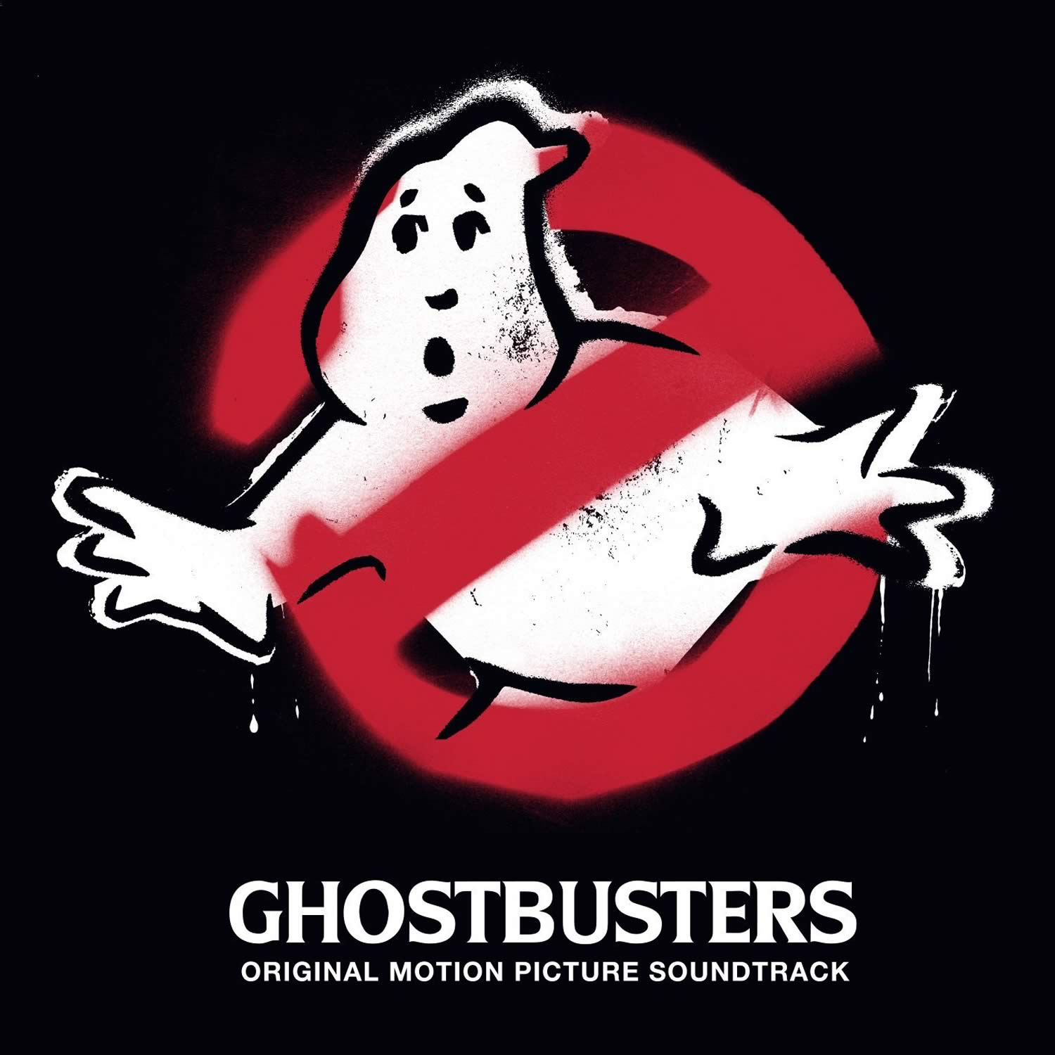 GHOSTBUSTERS - THE ORIGINAL MOTION PICTURE SOUNDTRACK (AUDIO CD)