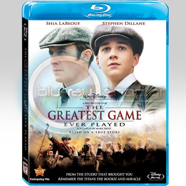 THE GREATEST GAME EVER PLAYED - ΤΟ ΠΑΙΧΝΙΔΙ ΠΟΥ ΑΦΗΣΕ ΕΠΟΧΗ (BLU-RAY)