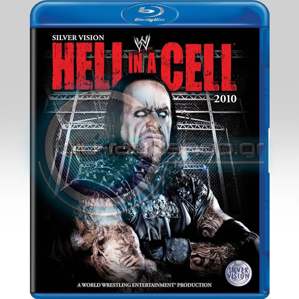 WWE HELL IN A CELL 2010 (2 BLU-RAYS)