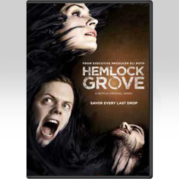 HEMLOCK GROVE: THE COMPLETE SEASON 3 - HEMLOCK GROVE: 3η ΠΕΡΙΟΔΟΣ (3 DVDs)