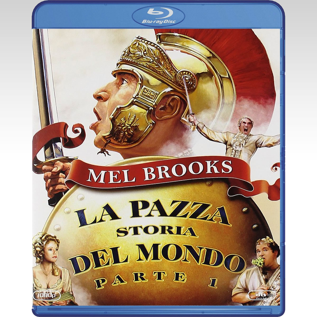 HISTORY OF THE WORLD: PART I - � ����� ������� ��� ������ ����� 1 [��������� �� ���������� ����������] (BLU-RAY)