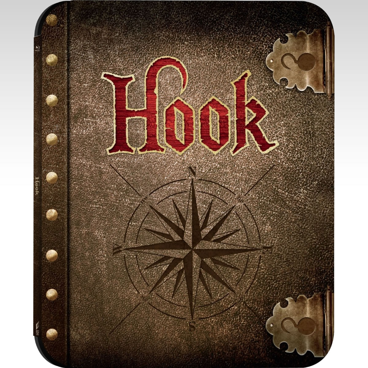 HOOK Limited Edition Steelbook (BLU-RAY)