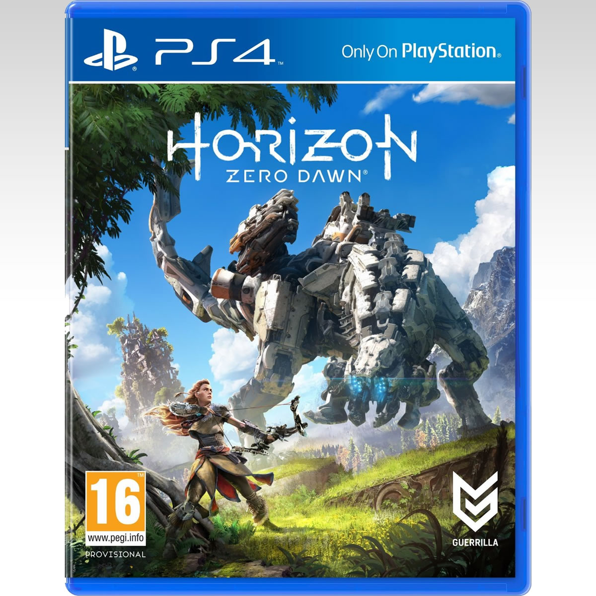 HORIZON: ZERO DAWN - Standard Edition (PS4)