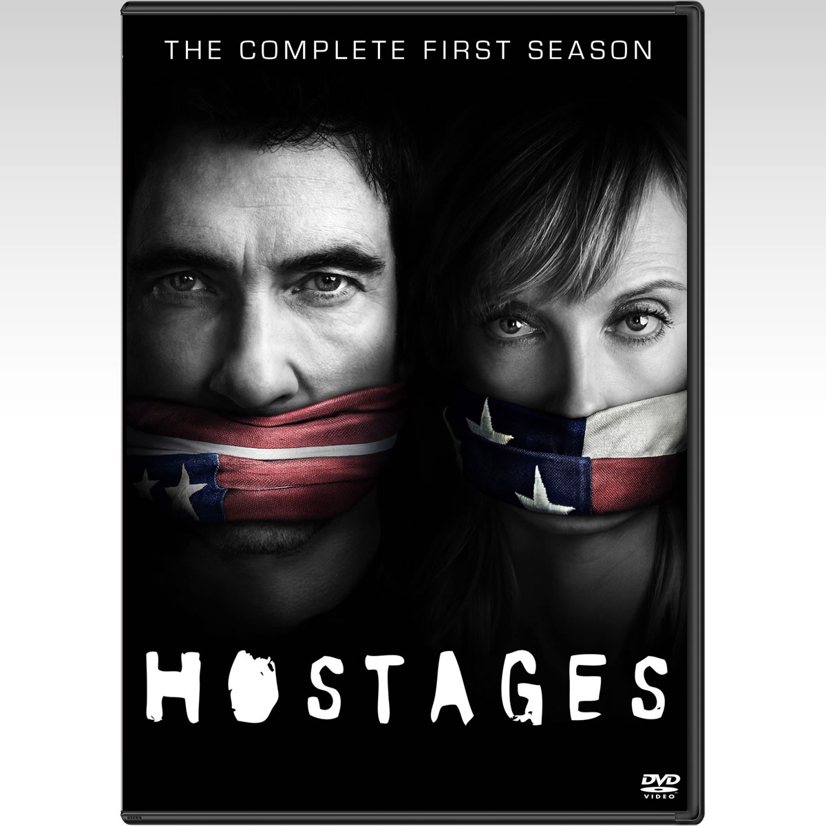 HOSTAGES: THE COMPLETE 1st SEASON - HOSTAGES: 1� �������� (3 DVDs)