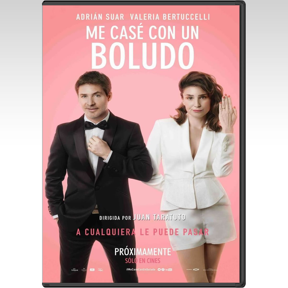 I MARRIED A DUMBASS - ME CASE CON UN BOLUDO - ΠΑΝΤΡΕΥΤΗΚΑ ΕΝΑΝ ΒΛΑΚΑ (DVD)