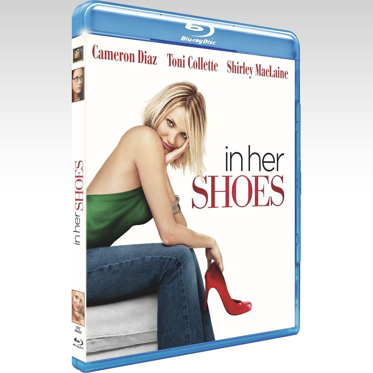 IN HER SHOES - ��� ��� ���� ��� (BLU-RAY)