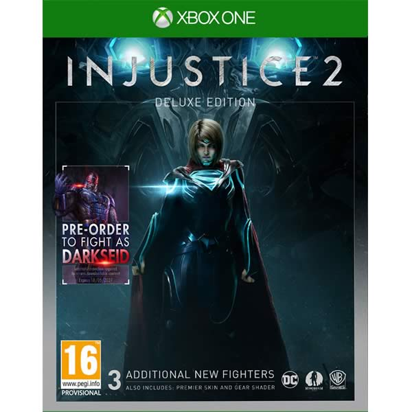 INJUSTICE 2 - DELUXE EDITION (XBOX ONE)