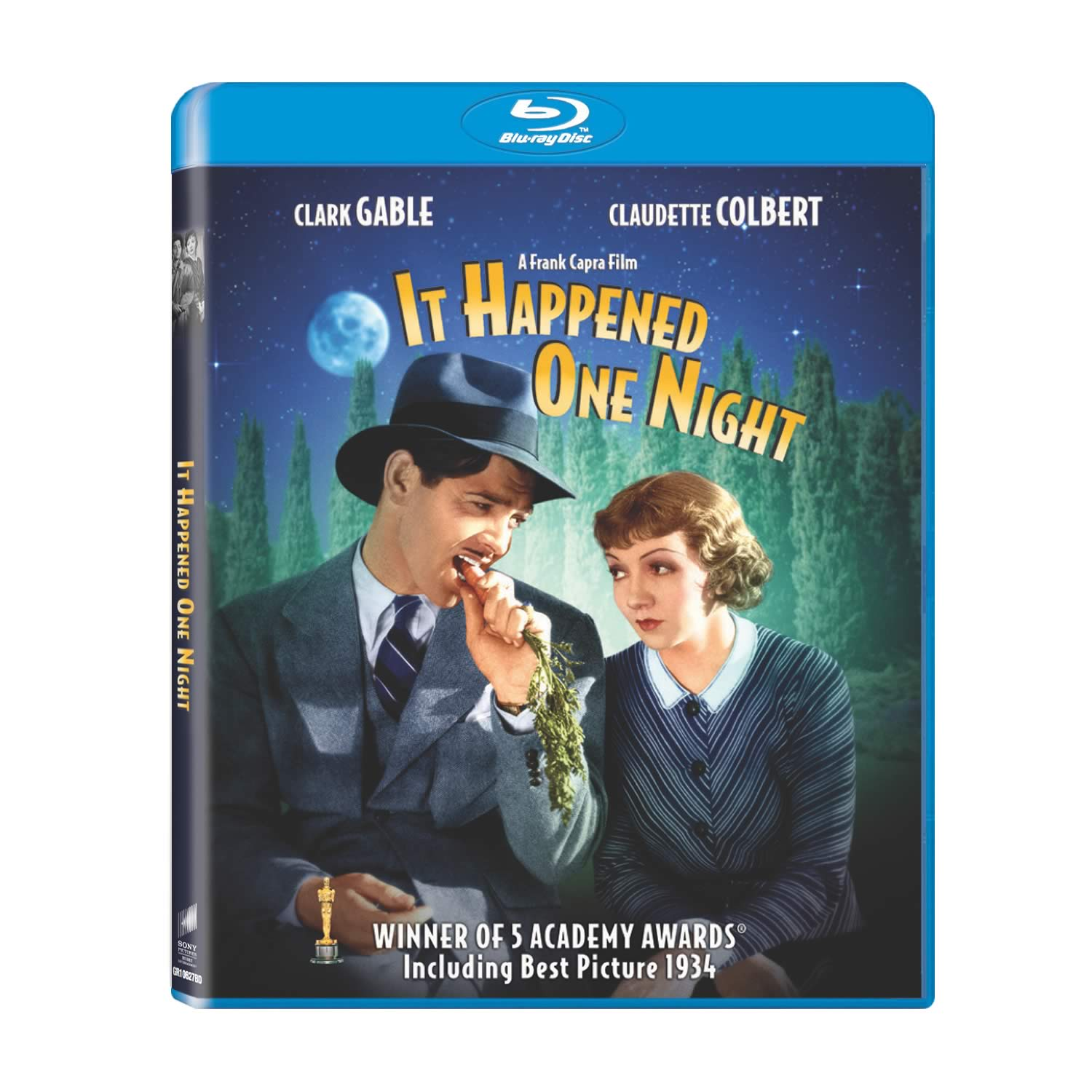 IT HAPPENED ONE NIGHT - ΣΥΝΕΒΗ ΜΙΑ ΝΥΧΤΑ [4K MASTERED] (BLU-RAY)