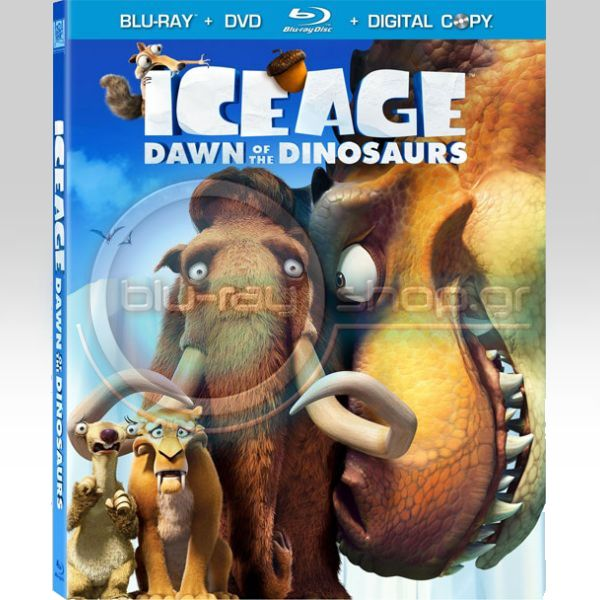 ICE AGE 3: DAWN OF THE DINOSAURS - � ����� ��� ���������: � ���� ��� �����������  (BLU-RAY) *��� ��������������*