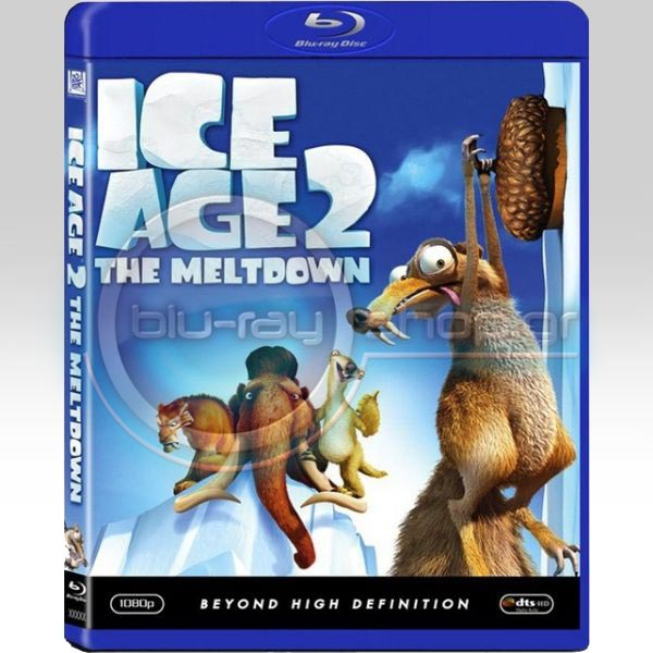 ICE AGE 2: THE MELTDOWN - � ����� ��� ��������� 2: � ������� (BLU-RAY) *��� ��������������*