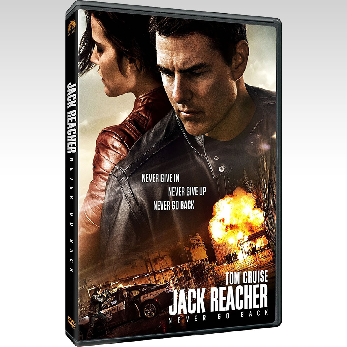 JACK REACHER: NEVER GO BACK - JACK REACHER: ΠΟΤΕ ΜΗ ΓΥΡΙΖΕΙΣ ΠΙΣΩ (DVD)