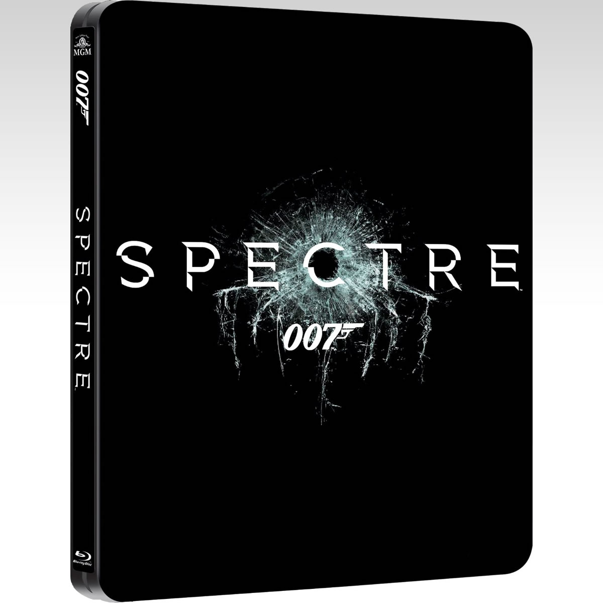 JAMES BOND: SPECTRE Limited Edition Steelbook (BLU-RAY)