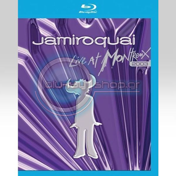 JAMIROQUAI: LIVE AT MONTREUX (BLU-RAY)
