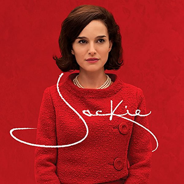 JACKIE - THE ORIGINAL MOTION PICTURE SOUNDTRACK (AUDIO CD)