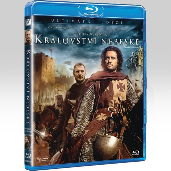 KINGDOM OF HEAVEN - �� �������� ��� ������� Ultimate Edition [��������� �� ���������� ����������] (3 BLU-RAYs)