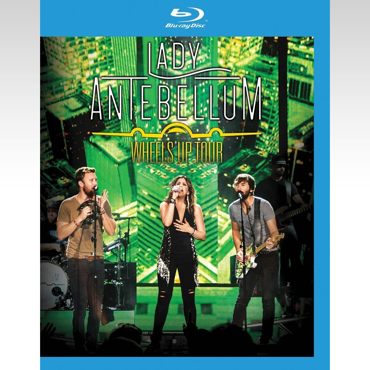 LADY ANTEBELLUM: WHEELS UP TOUR (BLU-RAY)