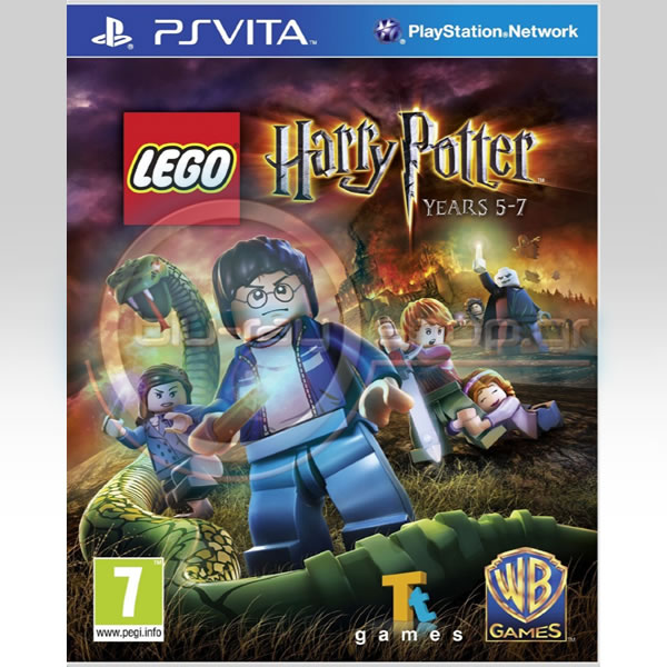 LEGO HARRY POTTER 5-7 (PS VITA)