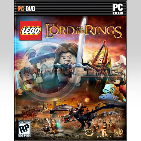 LEGO - LORD OF THE RINGS (PC)